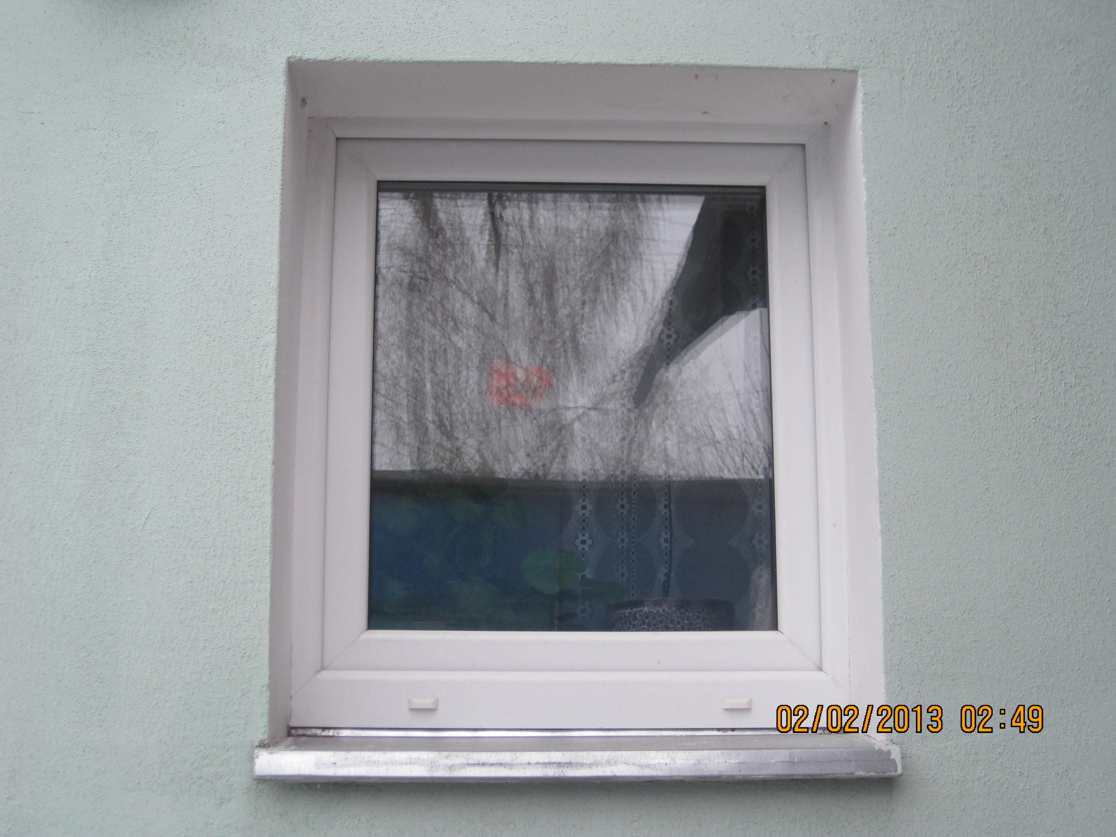 plastikovae okno